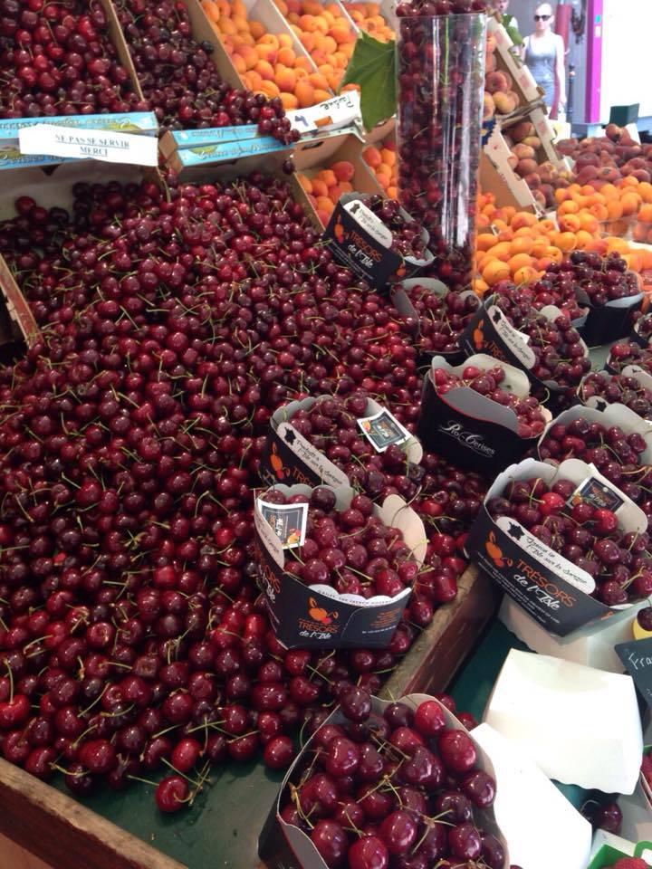 Mercado Italiano de Frutos