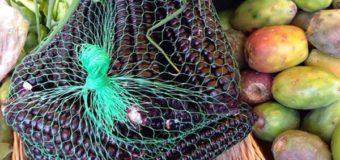 Compra sustentable de Frutas y verduras