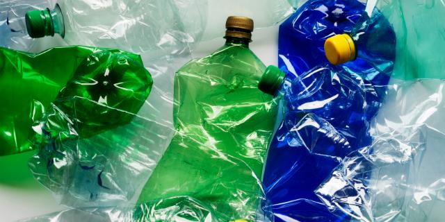 Plastico para reciclar