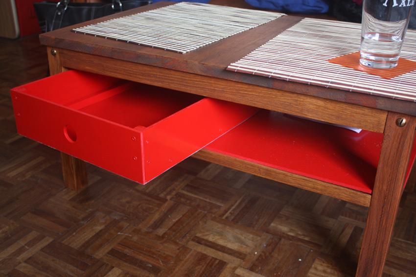 El Proyecto TocoMadera es una fuente de inspiración para construir mobiliario con madera reciclada.
