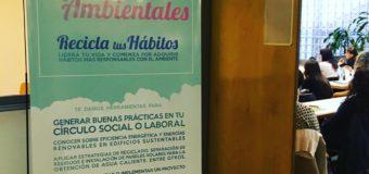 Líderes Ambientales, Recicla tus hábitos.