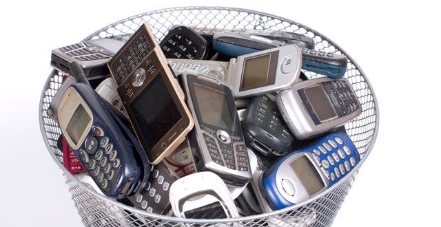 Recicla tus electrónicos