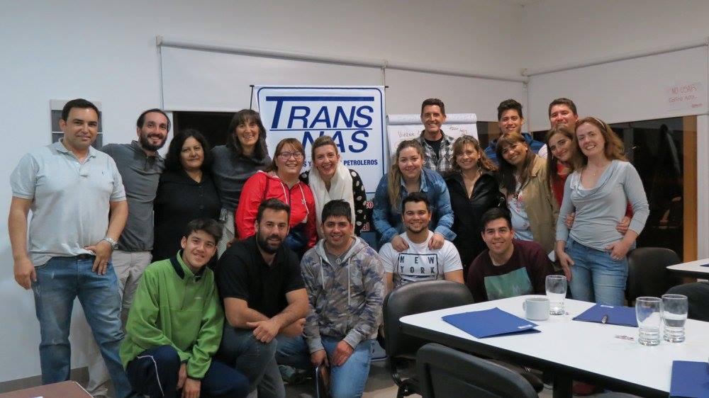Trans NAS desarrolla curso de Lideres Ambientales