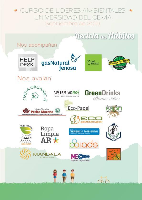 Sponsors Lideres Ambientales