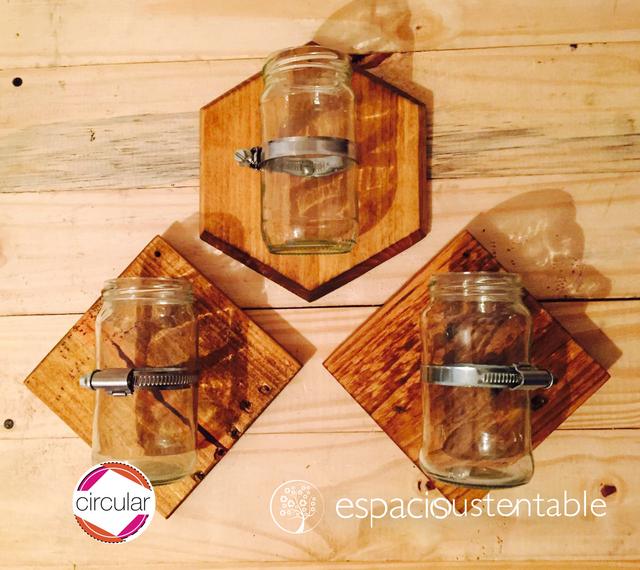 Talleres reciclados de espacio sustentable