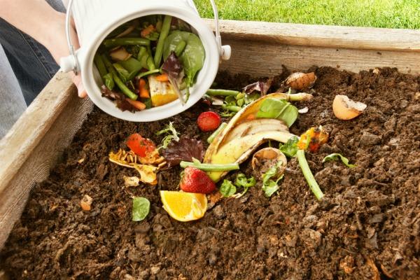 ¿ Como hacer compost?