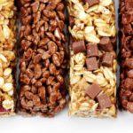 Snacks Saludables: Barritas de Dátiles y Semillas