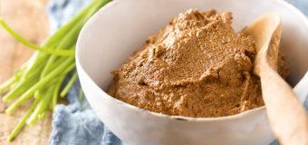 Recetas veganas: Paté de Semillas de Girasol