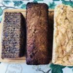 Recetas Sustentables: Pan con Frutos Secos y Canela