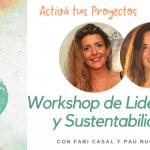 Workshop de Liderazgo y Sustentabilidad