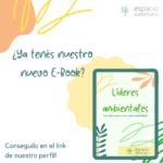 E-book para Lideres Ambientales